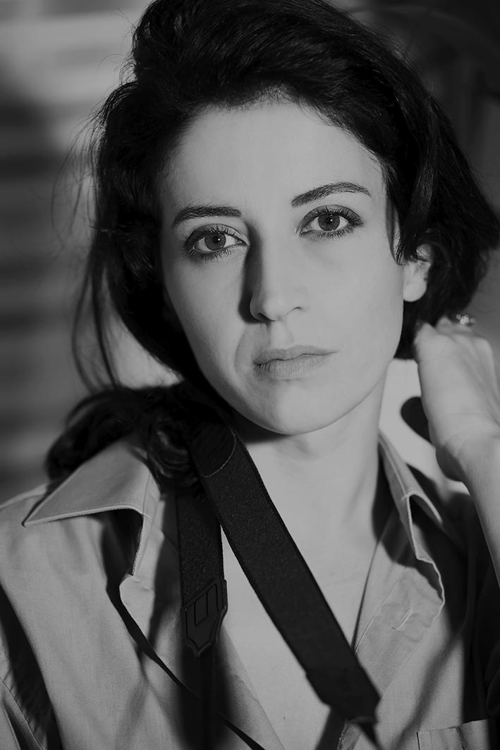Paola Panicola self portrait